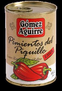 Gómez Aguirre: Pimiento del piquillo (origen España)
