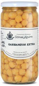 Gómez Aguirre: Garbanzos extra